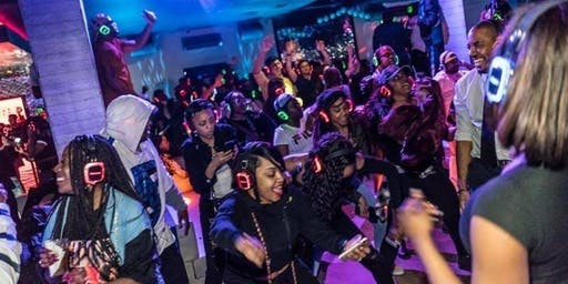 SILENT TRAP PARTY CHARLOTTE: 90'S VS TRAP VS R&B for BIRTHDAY's & Celebrations TEXT 347-470-0646