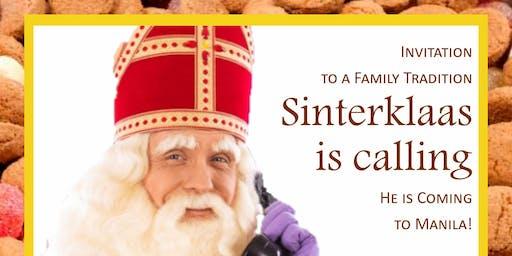 The Grand Arrival of Sinterklaas in Manila