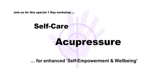 Self-Care Acupressure Workshop