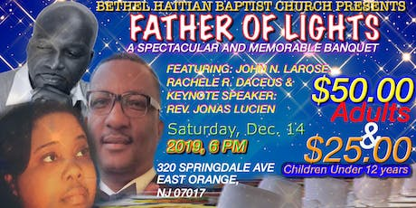 Father of Lights tickets
