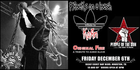 Freaks on a Leash- a tribute to Korn tickets