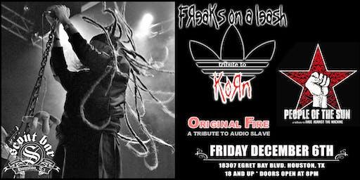 Freaks on a Leash- a tribute to Korn