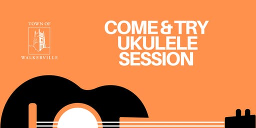 Ukulele come & try session