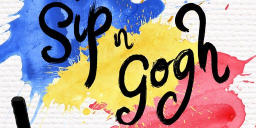 Sip and Gogh: Art Painting Therapy