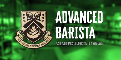 Advanced Barista course - Swan Valley tickets