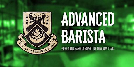Advanced Barista course - Swan Valley tickets