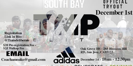 TMP South Bay Tryouts