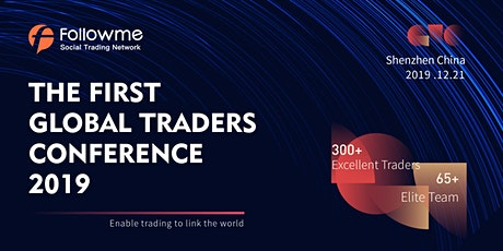 Followme The First Global Trader Conference 2019 tickets