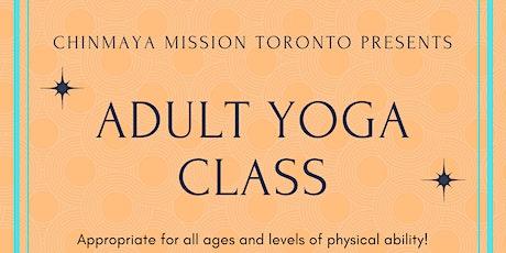 Yoga Classes in Brampton tickets