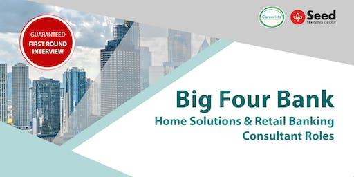 Big Four Bank Customer Service Roles - Information Seminar