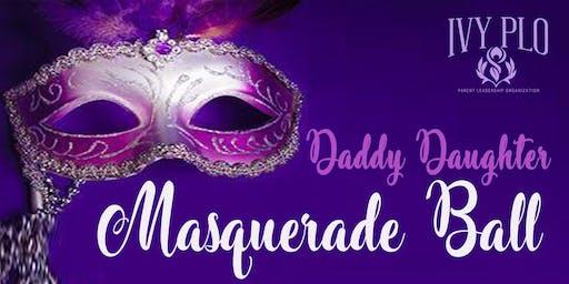 Daddy-Daughter Masquerade Ball