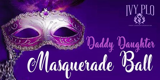 Daddy-Daughter Masquerade Ball