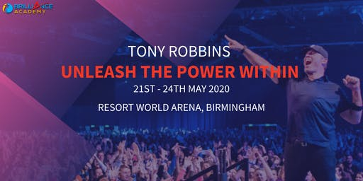 Unleash The Power Within with Tony Robbins