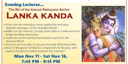 Ramayana Series: Lanka Kanda