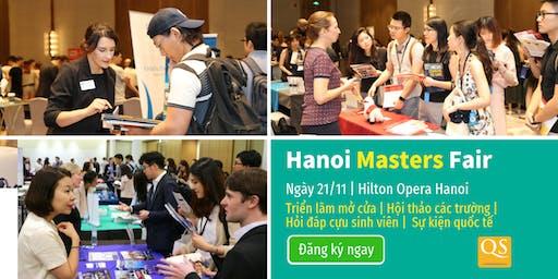 QS World Grad School Tour Triển lãm Thạc sĩ Hanoi - Free Entry