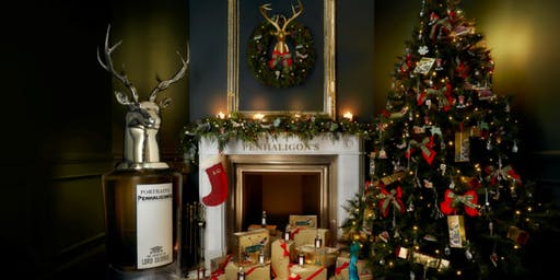 GIFT WRAPPING WORKSHOP WITH PENHALIGON'S HARBOUR CITY