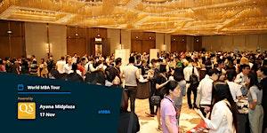QS World Tour Jakarta: Free Entry - 2019's biggest MBA...