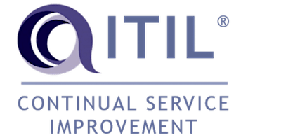ITIL – Continual Service Improvement (CSI) 3 Days Training in Portland, OR