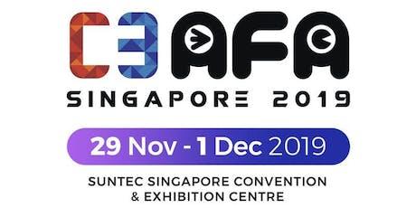 Auto Chess Tournament @ C3AFA Singapore 2019 tickets