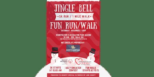 Jingle Bell Fun Run and 1-Mile Walk