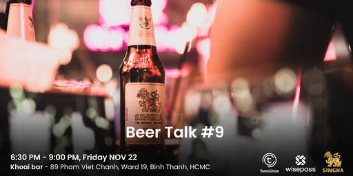 Beer Talk #9