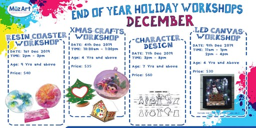 MuzArt Holiday Program - December