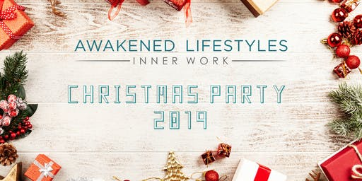 Awakened Lifestyles Inner Work & Wellness Christmas Party