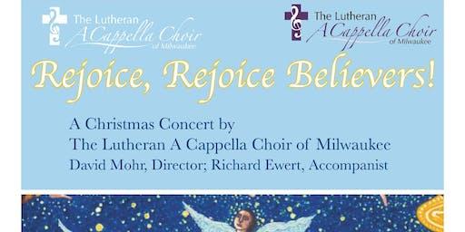 Rejoice Rejoice Believers - LAC Christmas Concert 2020 - Evening