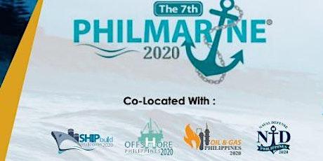Philippines Marine 2020 tickets