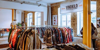 Vintage Kilo Sale • Basel • VinoKilo