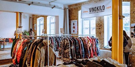 Vintage Kilo Sale • Basel • VinoKilo billets