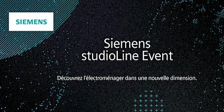 Siemens studioLine billets