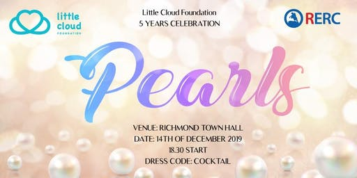 "Little Cloud Foundation Charity 5 years celebration- ""Pearls"""