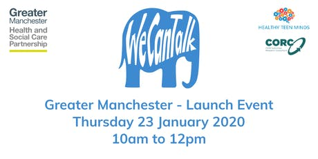 We Can Talk across Greater Manchester Launch Event tickets