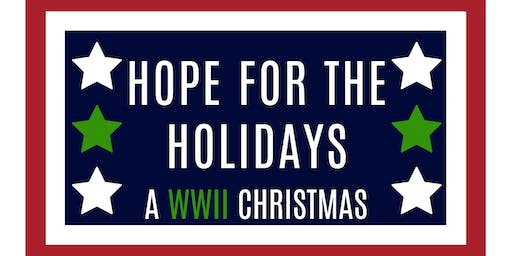 Christmas in Carefree - Hope for the Holidays: A WWII Christmas