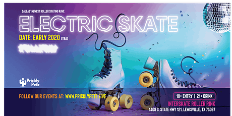 Electric Skate tickets