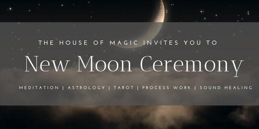 New Moon Ceremony: Piercing the truth