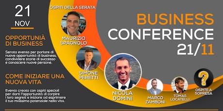 Serata Evento - Mega Business Info biglietti