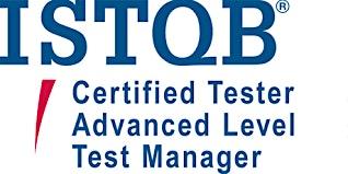 ISTQB Advanced – Test Manager 5 Days Training in San Jose, CA