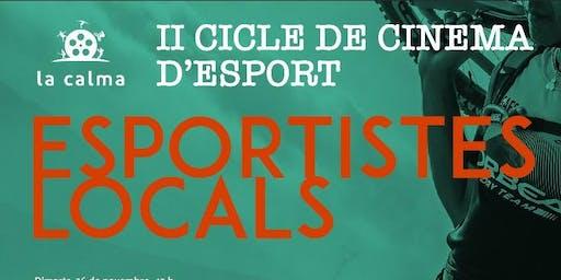 Cicle de Cinema d'esport La Calma Cardedeu