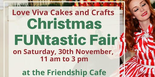 Christmas FUNtastic Fair at Friendship Cafe