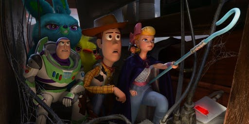 Toy Story 4 @ Cottenham Community Cinema