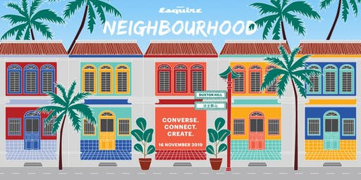 Esquire Neighbourhood: Self-Branding in the Digital Age