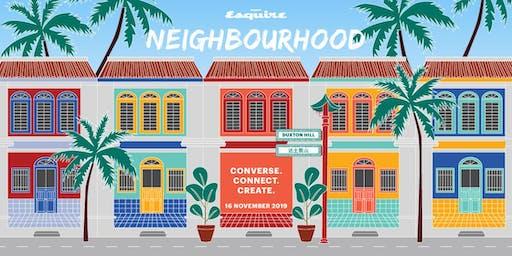 Esquire Neighbourhood: Strength and Conditioning Circuit with Matt Benfell