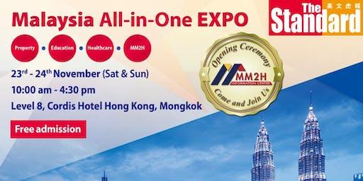 大馬物業專家C.A.J Property、MM2H Information Centre HK及《The Standard英文虎報》協辦『馬來西亞宜居