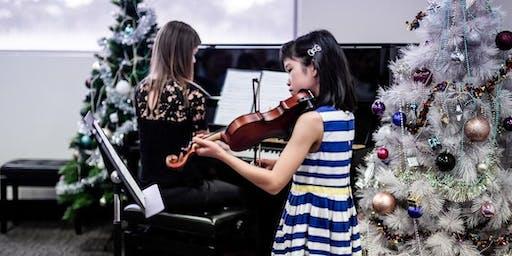 Latitude Music Studios 2019 Christmas Concert