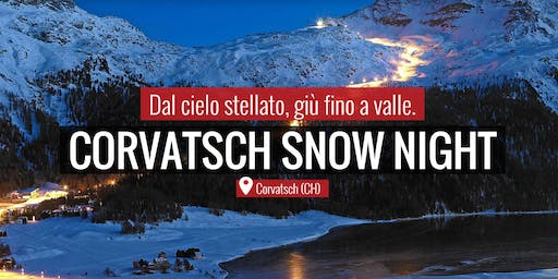 MAXI SPORT | Corvatsch Snow Night | 06 marzo 2020