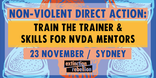 Sydney: Train the Trainer & Skills for NVDA Mentors