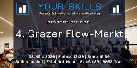 Der 4. Grazer Flow-Markt Tickets