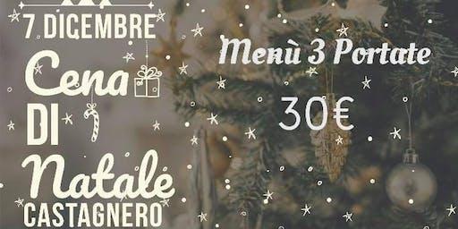 Cena di Natale con Birra Castagnero